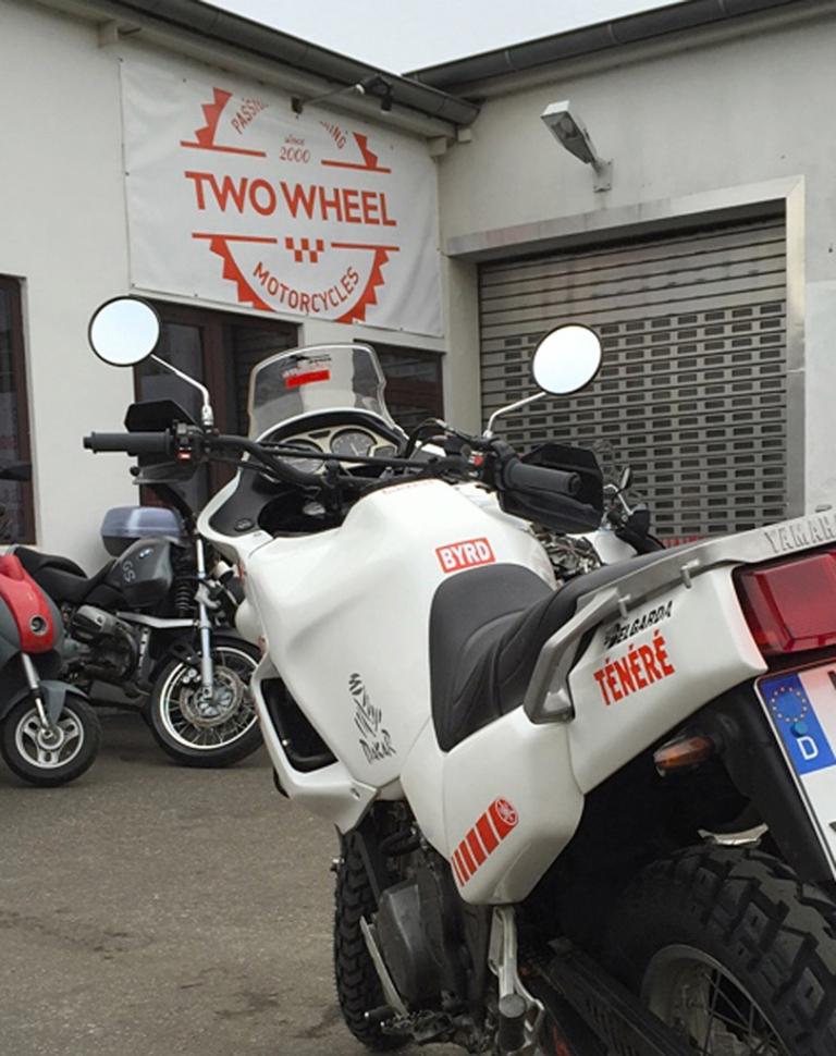 Two Wheel